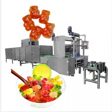Professional Manufacturer High Grade Gummy Candy Production Line