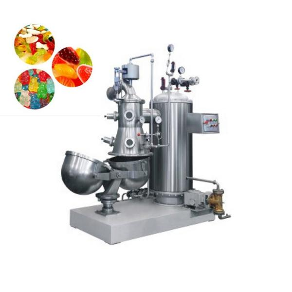 Automatic Sachet Soft Jelly Candy Packing Gummy Bear Packaging Machine