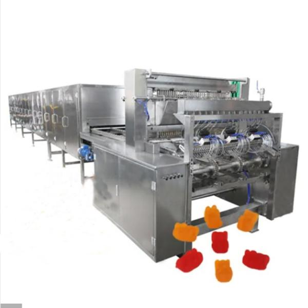 60 kg per hour small gummy bear candy maker for sale