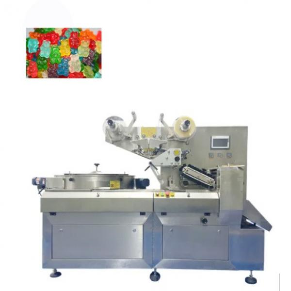 Automatic Doypack Stand up Pouch Chocolate Balls/Bear Gummy Candy Packing Machine for New Business
